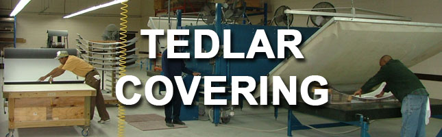 tedlar-covering